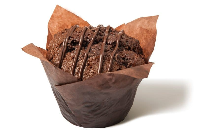 Double Chocolate Chip Texas Muffin
