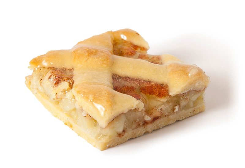 Gourmet Dutch Apple Slice