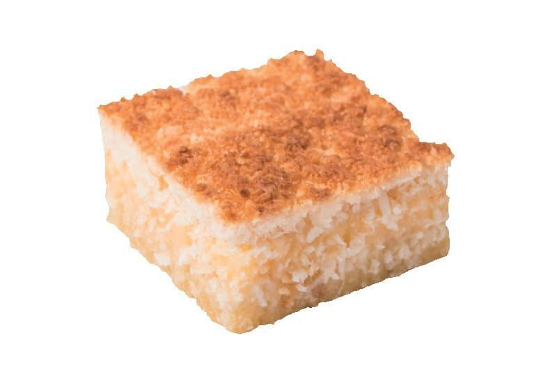 Lemon Curd Coconut Square (individual)
