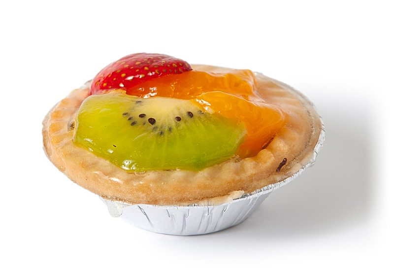 Mixed Fruit Tart (mini)