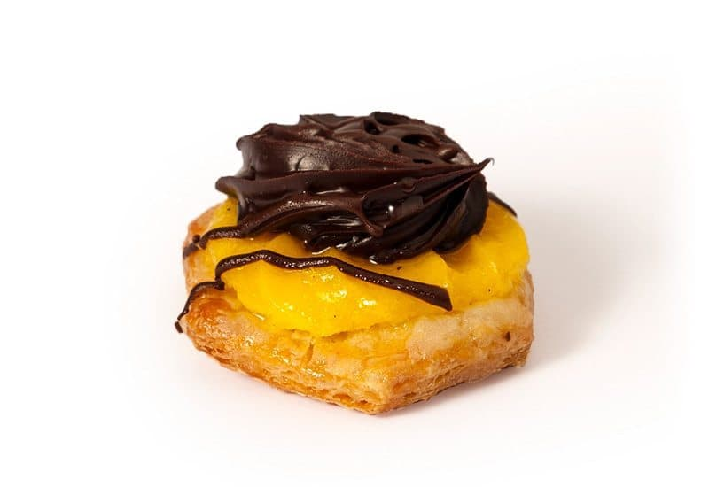 Mini Chocolate Danish