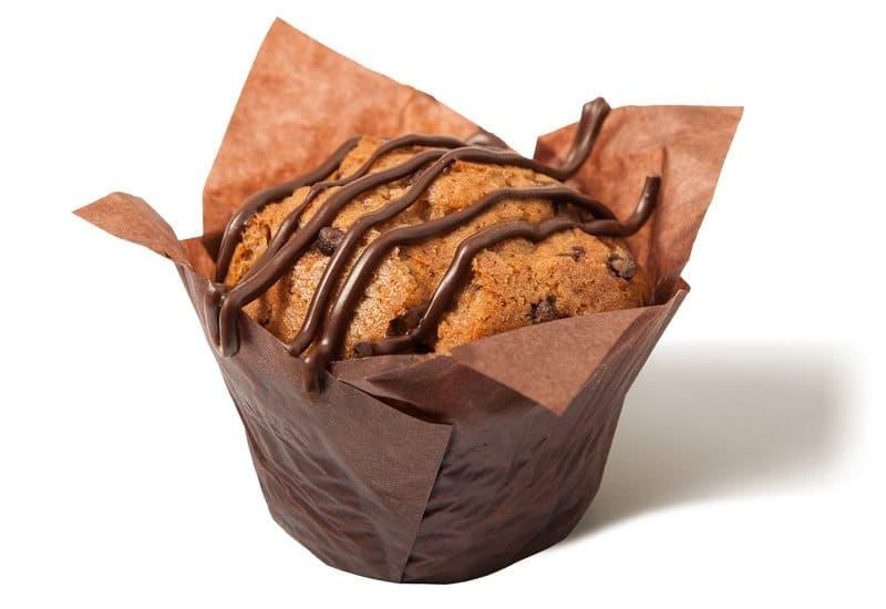Mocha Texas Muffin