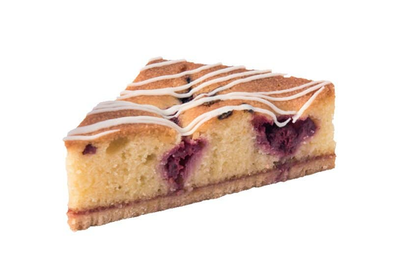 Raspberry Almond Triangle (individual)