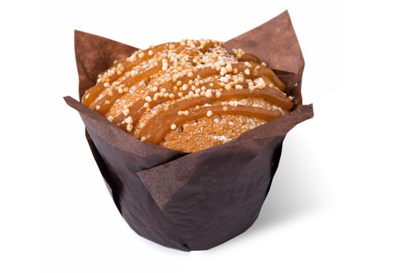 Salted Caramel Texas Muffin