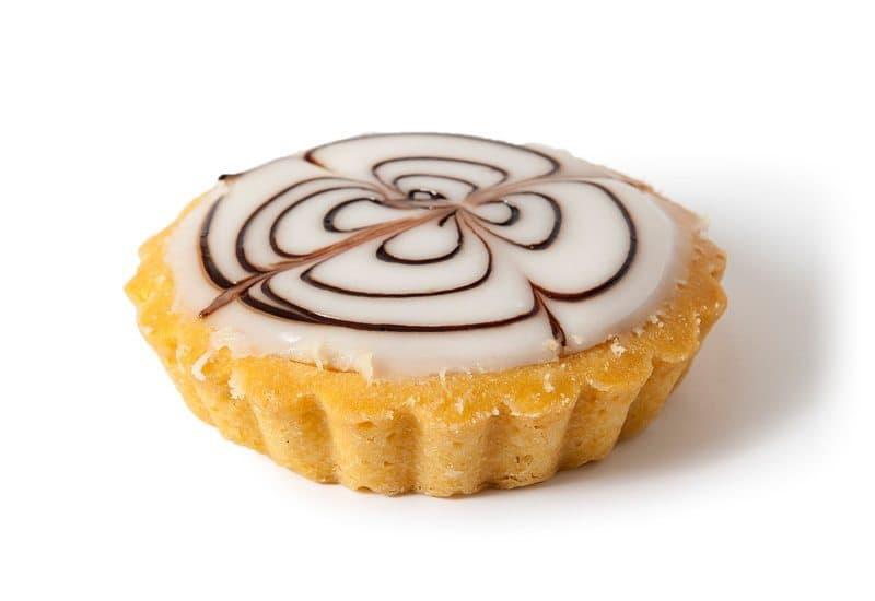 Almondine Tart (individual)