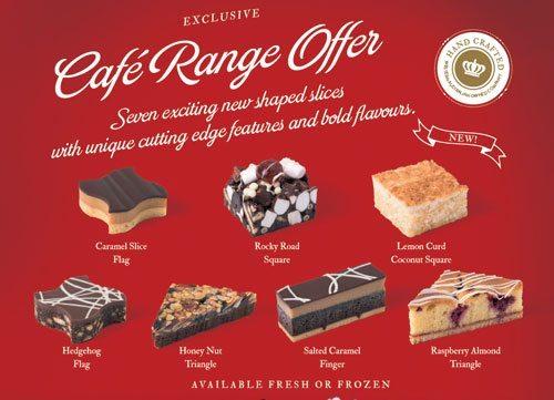 Cafe Range Flyer