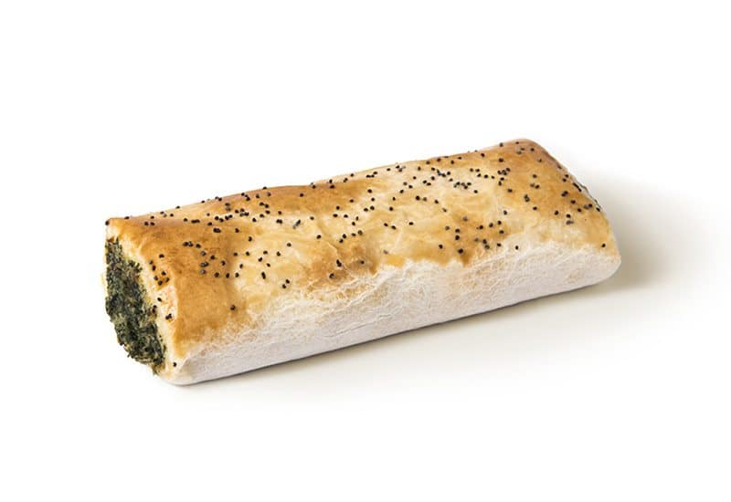 Spinach and Ricotta Roll
