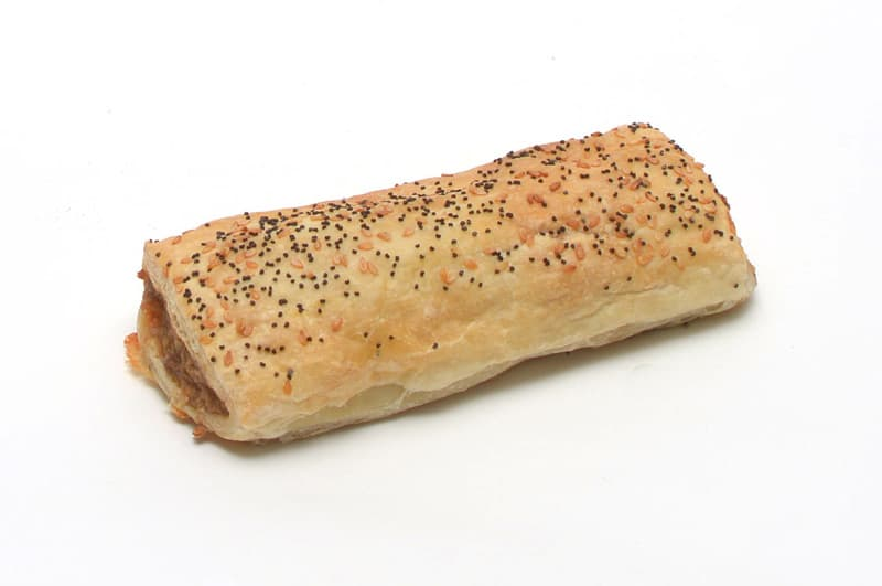 Ham and Cheese Sausage Roll