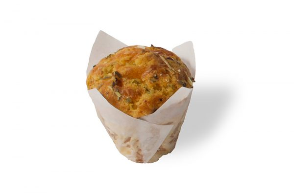 Cheese, Chive & Onion Mini Muffin